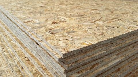 ОСБ-плита, толщина 15 мм, размер 1220х2440 мм, Кроношпан